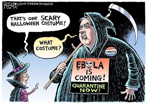 Christie's Quarantine