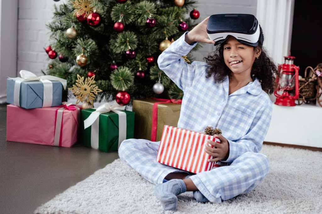 Why Kid's can't do VR
