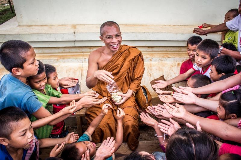 Buddhist Happiness