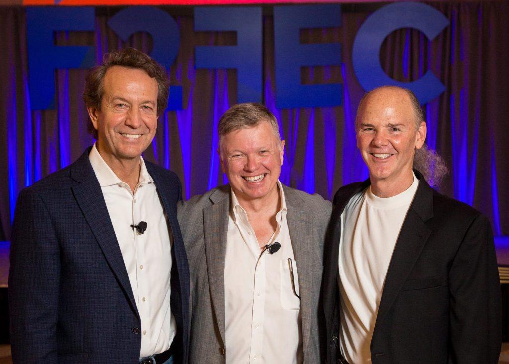 Three Amigos of F2FEC