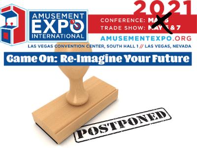 Amusement Expo Postponed