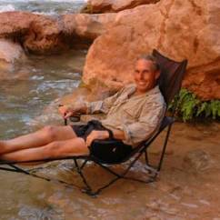 Travel Chair Big Bubba Heavy Duty Resin Chairs Product Recomendations Bob Relaxing On The Canyon In By