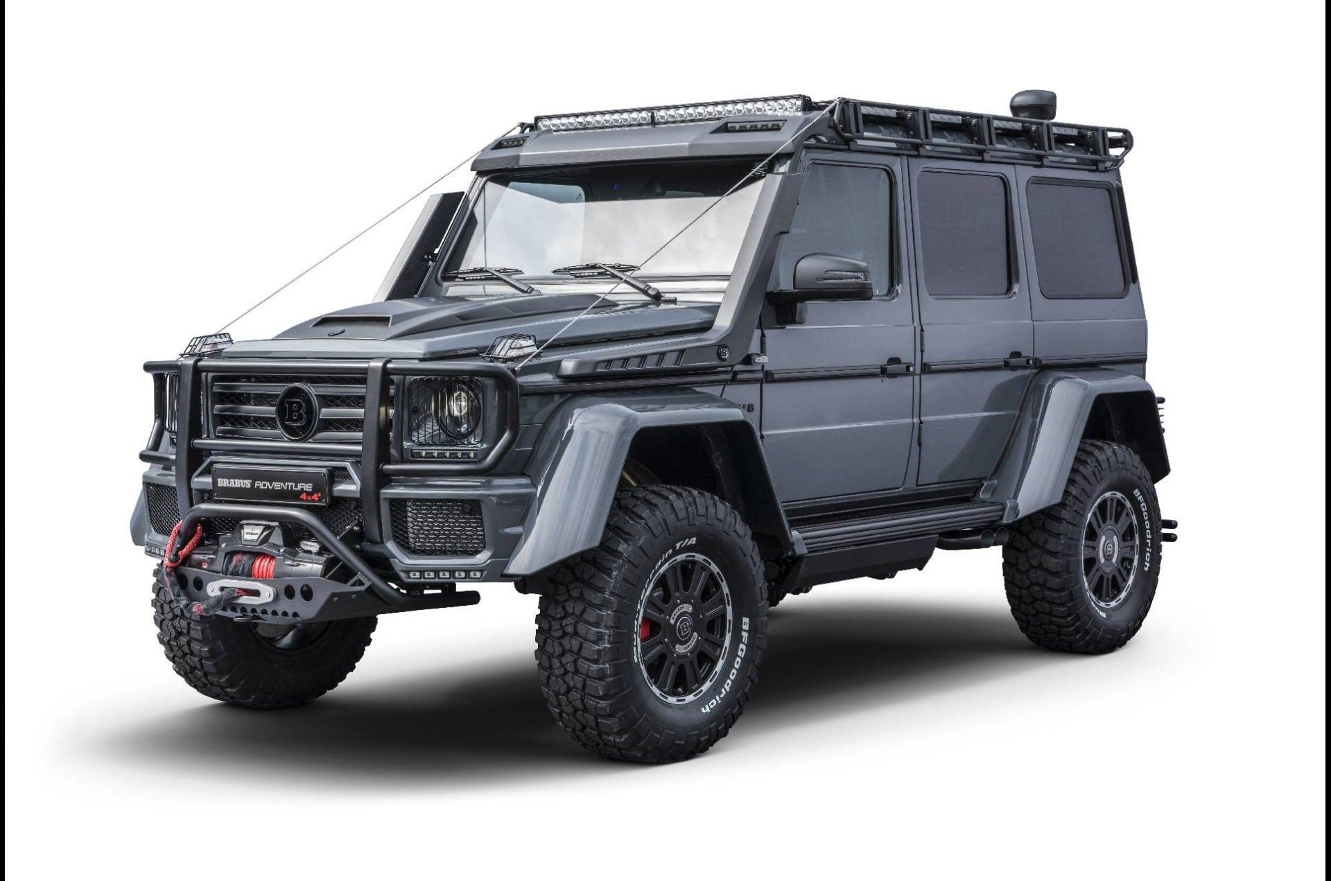 Brabus G500 4×4 Adventure