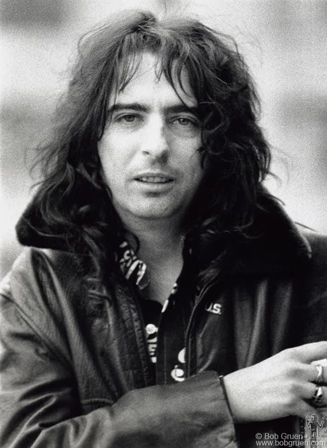 Bob Gruen  Alice Cooper