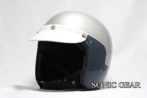 レスレストングランプリ ヘルメット