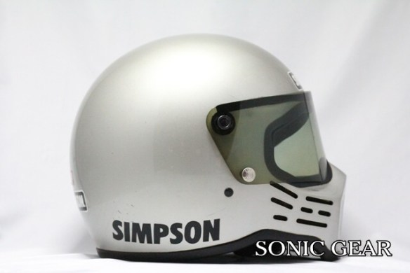 SIMPSON M30 Helmet シンプソン M30 ヘルメット 横2