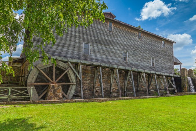 10178. Edwards Mill, Hollister, Missouri