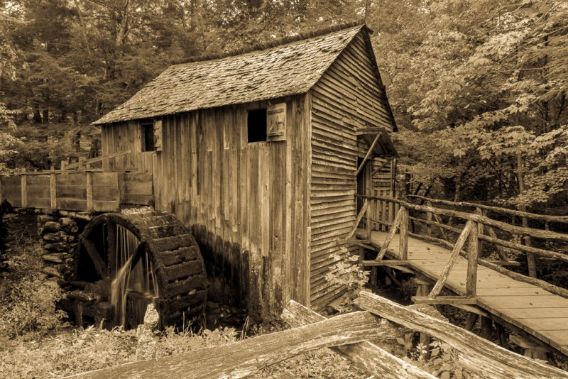 10192 Cable Mill, Cades Cove, Tennessee