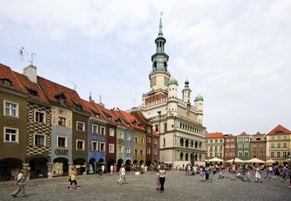 Polen - Leie bobil Polen