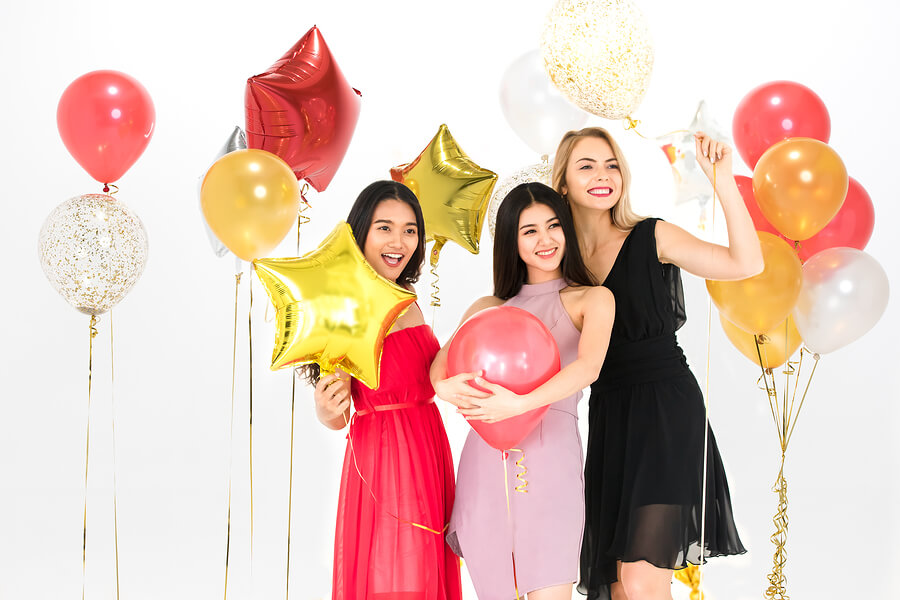 Helium Party Balloons, Helium Party Balloons Singapore