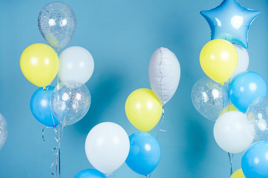 Helium Birthday Balloons, Helium Birthday Balloons Singapore