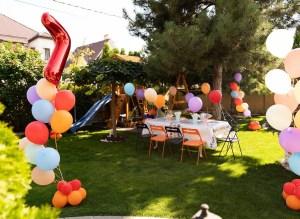 Balloon Decoration, Birthday Balloon Decoration