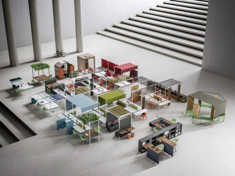 Il workplace secondo Faram: tra villaggio, mercato e ufficio.