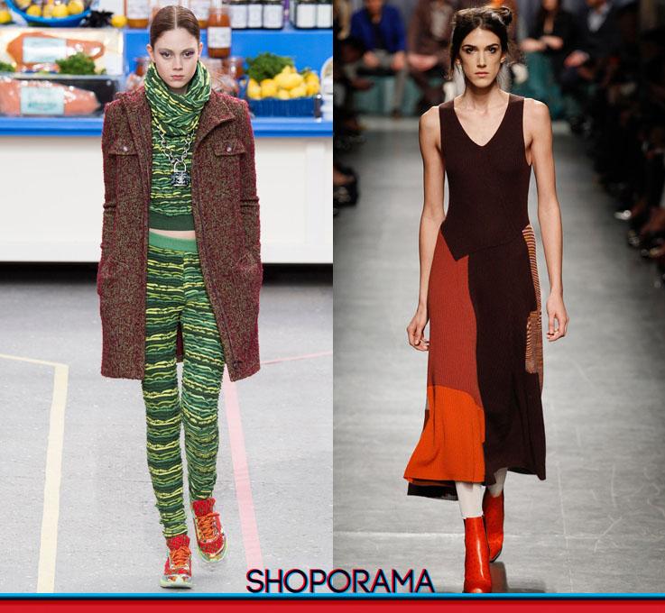 Chanel - Missoni,fashion,style.shoporama.it,sfilata,tricot,