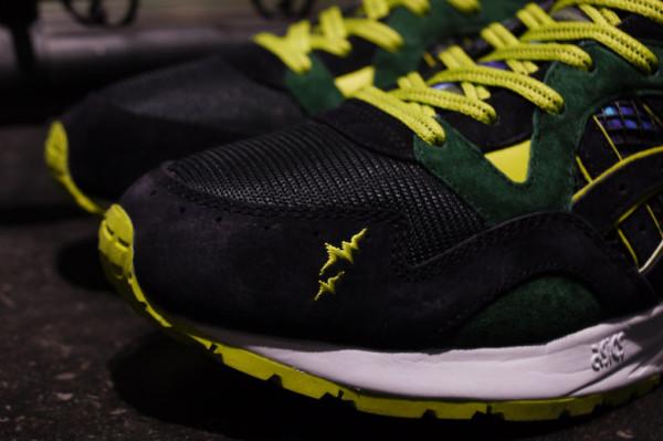 whiz limited x mita sneakers x asics gel lyte v