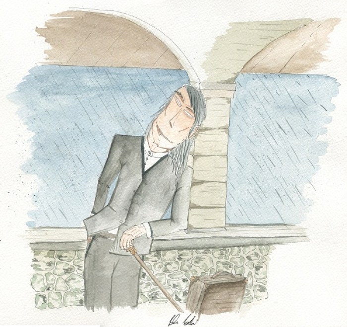 Illustrazione di Mattia Boldrin