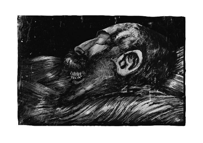 la cura delle acque 12 Luca Zamoc (tratto da un quadro di kubin )