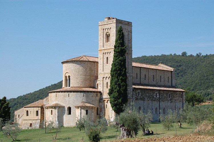 Abbazia Sant'Antimo Montalcino