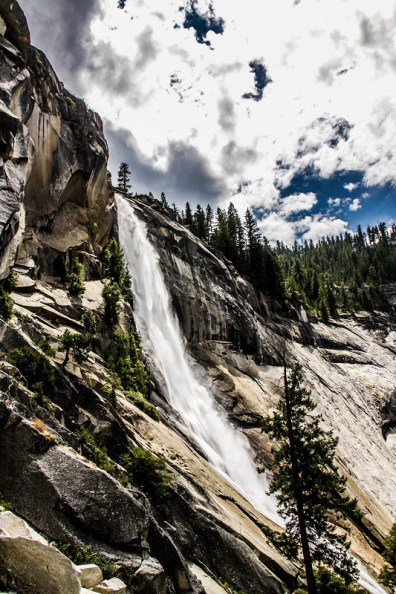 Nevada Fall Yosemite