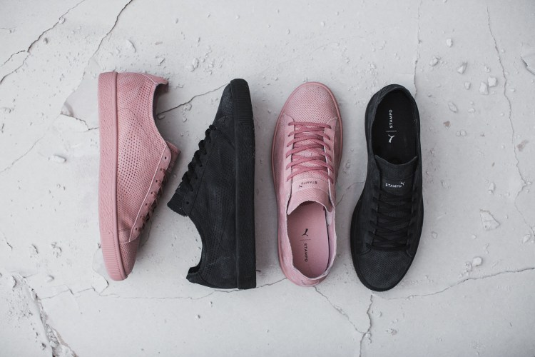 PUMA x STAMPD CLYDE_Group