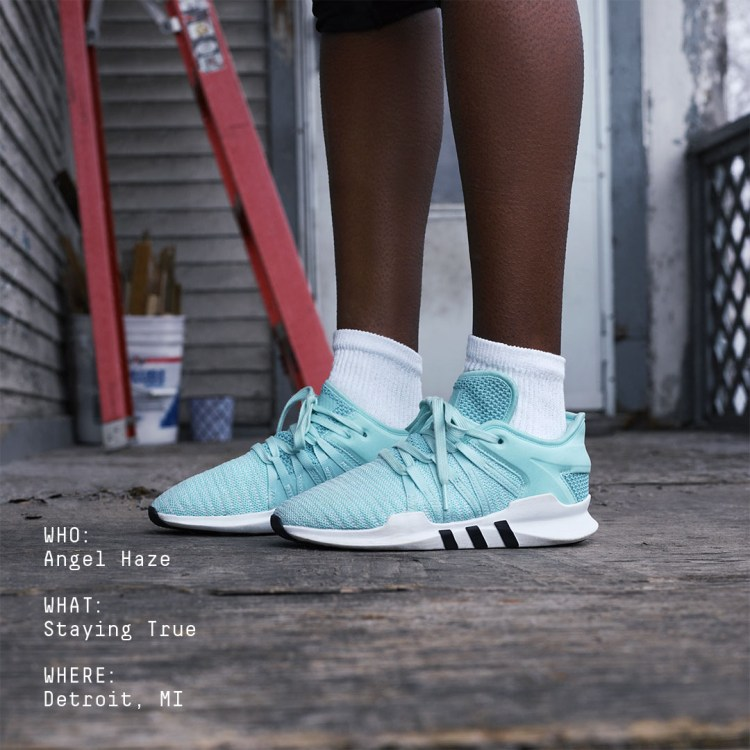 Angel Haze 1 - Row 1 _aO channel_On Foot