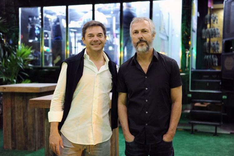 Paolo Manuzzi & Humberto Campana