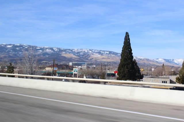 [旅遊]美國加州。Lake Tahoe (太浩湖)賞雪之Heavenly 人間仙境
