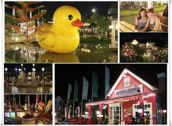【曼谷景點|周邊】 泰國也有黃色小鴨!夢幻好拍的巧克力村Chocolate Ville。