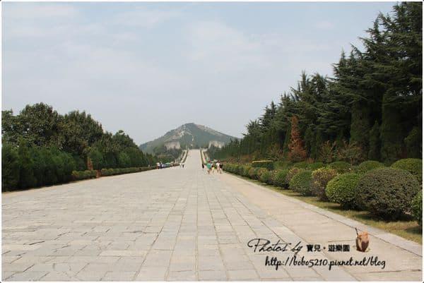 【中國】西安西線。Day12-2  重現大唐盛世。充滿傳奇的一代女皇武則天(乾陵&懿德太子墓)