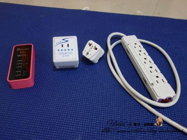 變壓器、轉接頭如何使用?有了這些旅行小法寶,充電再也不擔心!