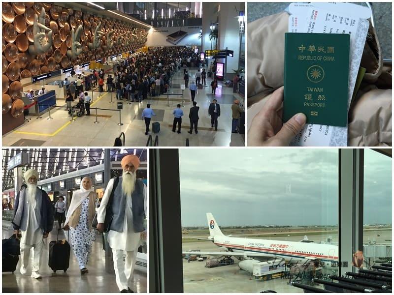 【2015 北印度】Day-1 啟程新德里,旅行的最初。