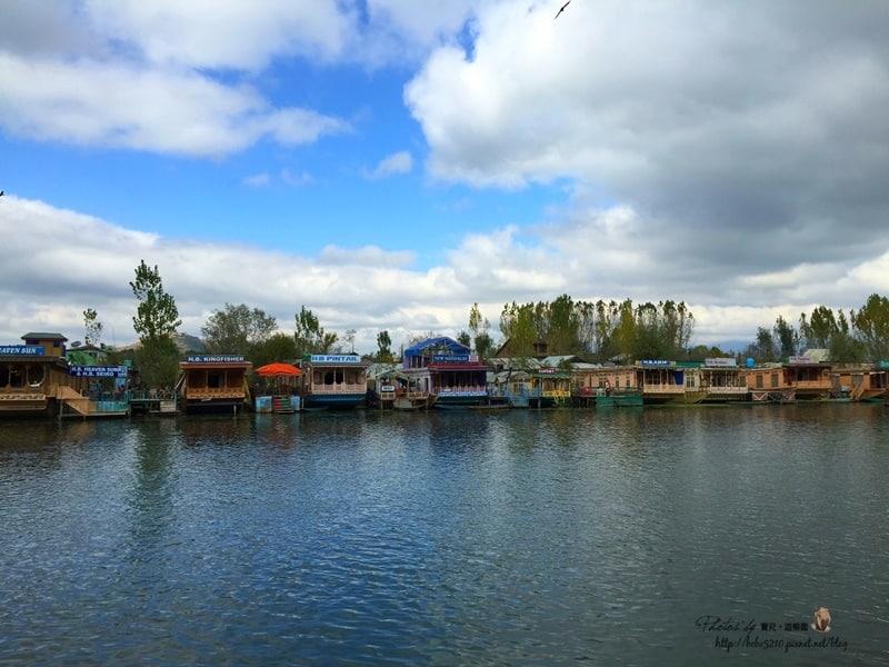 【印度-喀什米爾 Kashmir 】Day5-2 斯里納加。雨中逃離船屋。