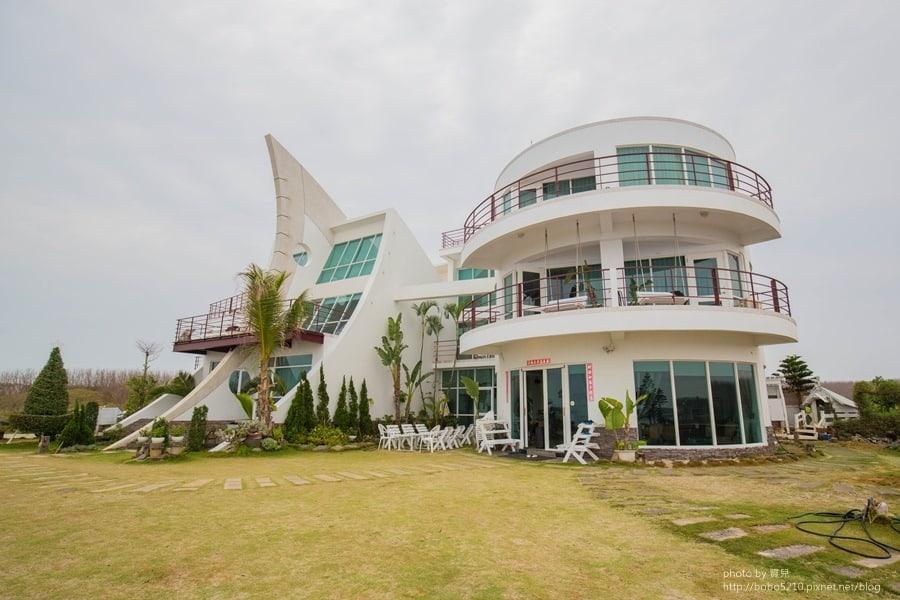 【澎湖住宿推薦】候鳥潮間帶民宿。看潮起潮落,擁著私人沙灘的幸福民宿。