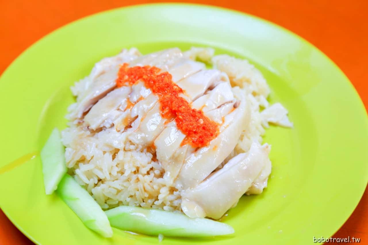 【新加坡美食|天天海南雞飯】為了這盤海南雞飯,飛一趟新加坡也值得!