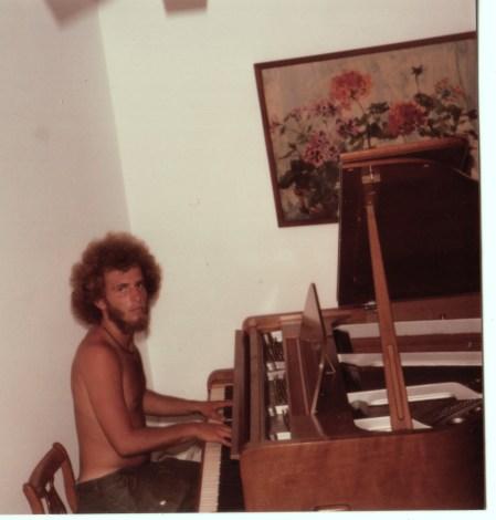 Bob Paltrow Piano Age 16