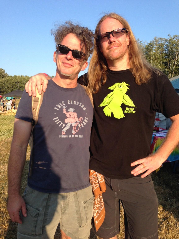 Bob Paltrow and Twin Triplet Joe Marx @