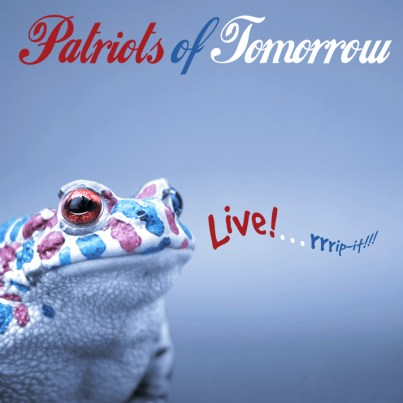 Bob Paltrow and the Patriots of Tomorrow LIVE!