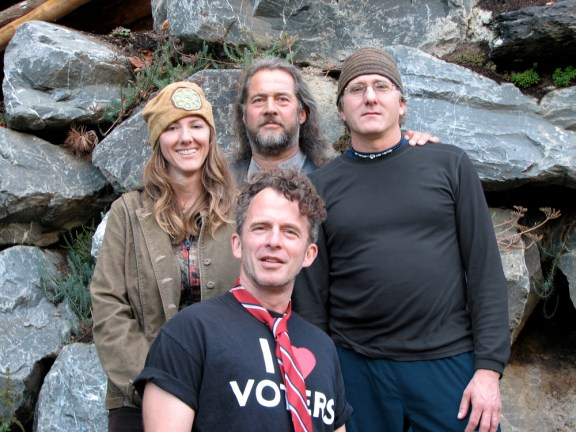 Patriots of Tomorrow - 2007@ Northshore Terrace, Bellingham WA • Cheri Nunamaker, Bill Sterling, Chuck Kitterman and Bob