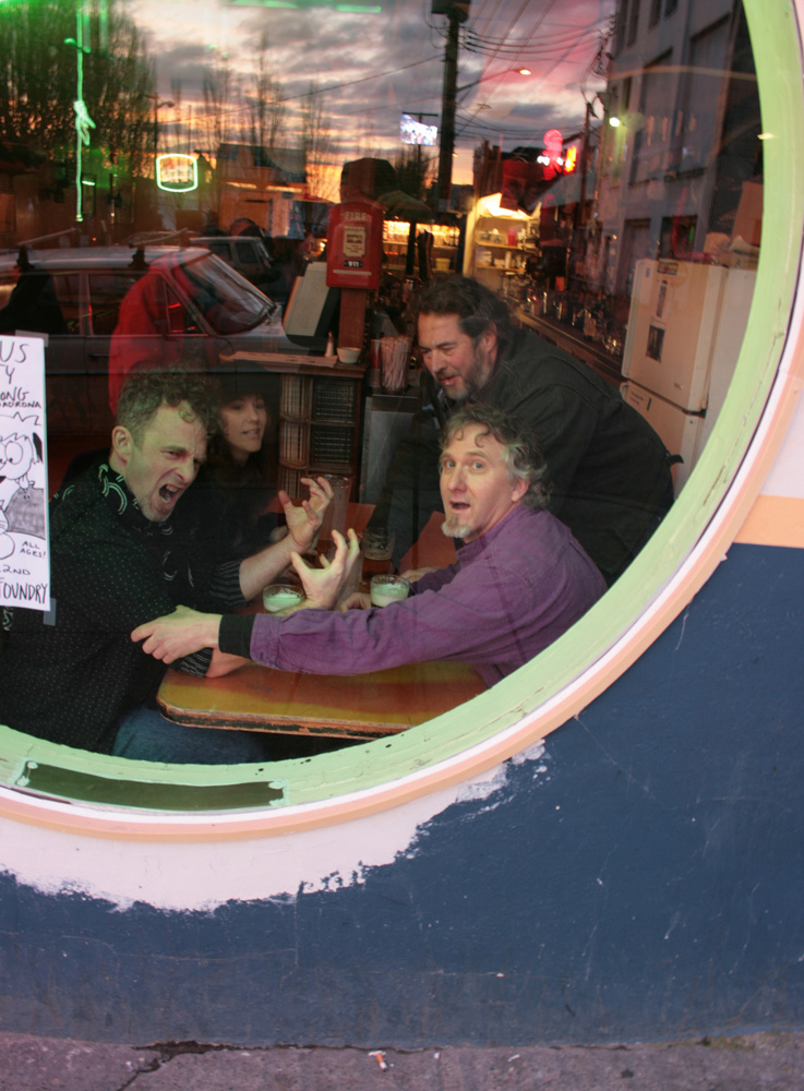 Patriots of Tomorrow - 2008@ Cappy's Bellingham