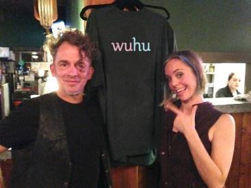 WuHu - Bob Paltrow and Bekah Zachritz
