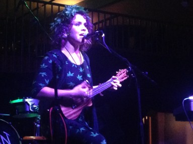 Bailey Anne Martinet at the Wild Buffalo 4.20.2015
