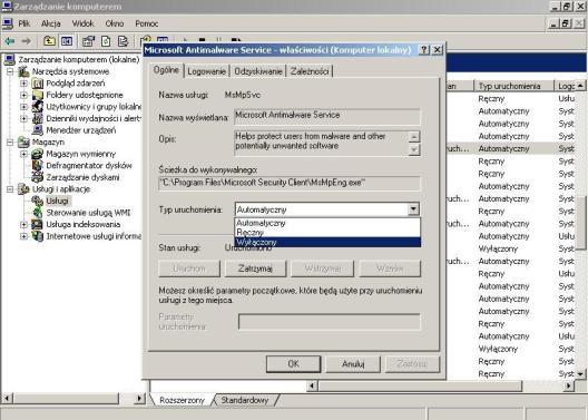 Microsoft Antimalware Service