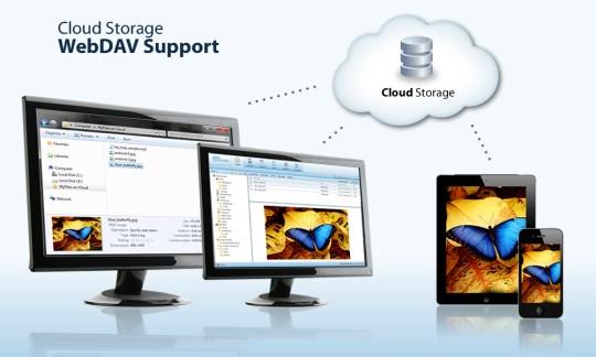 cloud-webdav