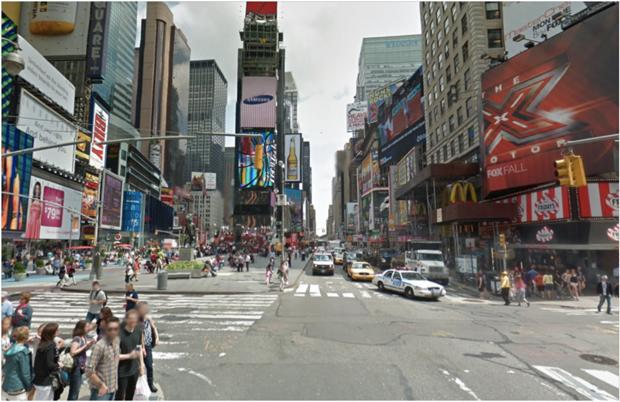 Time Square - New York, Statele Unite