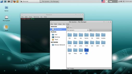 porteus-desktop