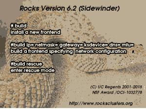 rocks-cluster-distro