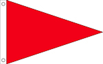 Storm Warning flags and pennants Gale Warning pennants