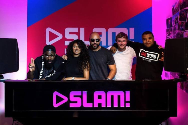 Slam FM- Deadly Zoo – Grand Slam