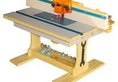 Router Table Plans Bobsplans