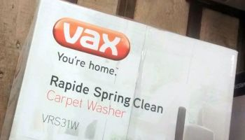 VAX Rapide Spring Clean Carpet Washer @ Lidl